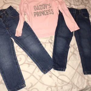 Daddy's princess bundle